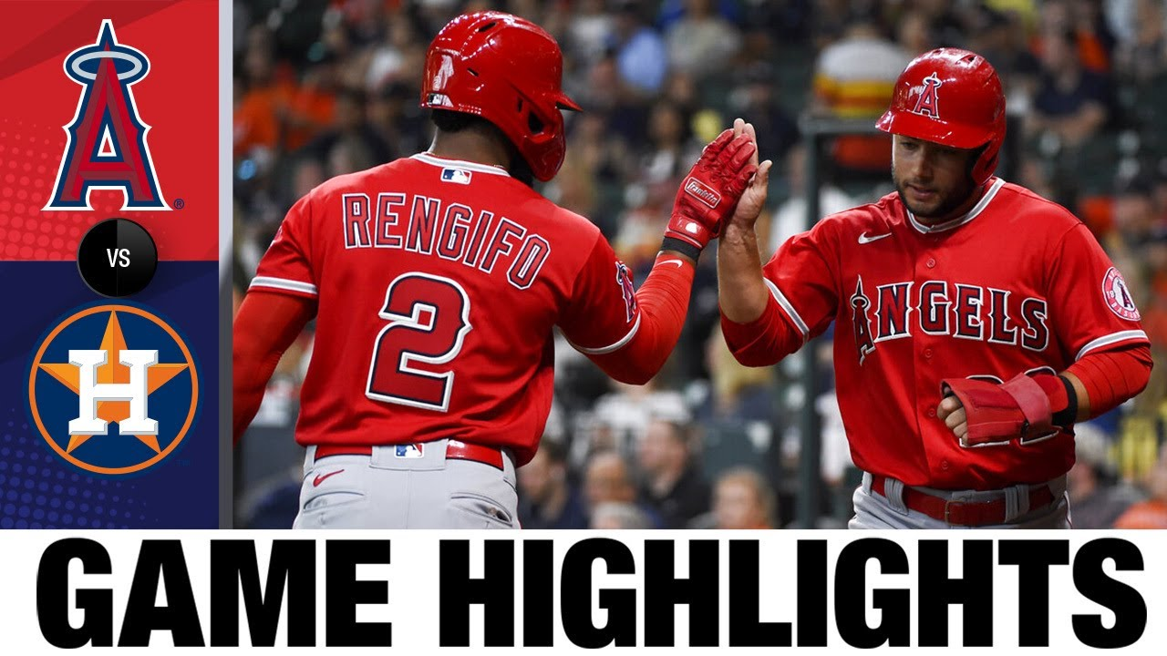 Download Angels vs. Astros Game Highlights (9/11/21) | MLB Highlights