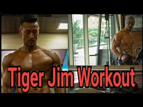 Tiger Shroff Jim Workoutfitness Tips