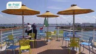 Costa Favolosa, ein märchenhaftes Schiff - e-hoi