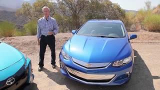 2017 Toyota Prius Prime vs 2017 Chevrolet Volt