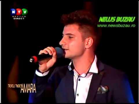 NEWS BUZAU -  Premiere Ionut Danil -  Festival muzica Amara 2016 -  07 08 2016 mpg