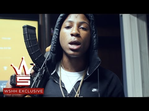 NBA YoungBoy  I Ain't Hiding  (WSHH Exclusive - Official Music Video)