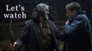 Supernatural Reaction 10x14 The Executioner