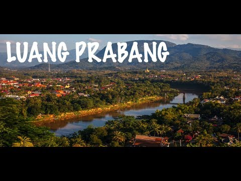 TRAVEL VLOG: Luang Prabang, Laos