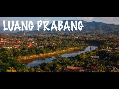 TRAVEL VLOG: Luang Prabang, Laos