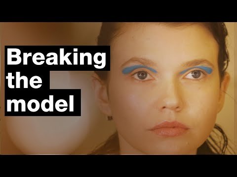 Going behind the camera on the Australian modelling industry