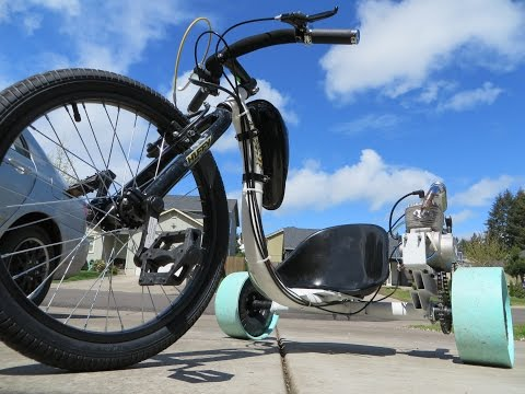Drift Trike Power Pod Install