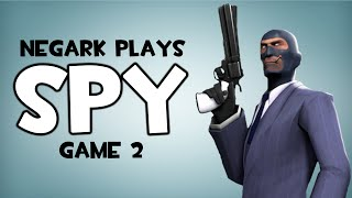 Gambar cover Negark Plays Team Fortress 2 Live Commentary Spy Gameplay - Game 2