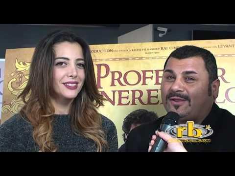 Manuela Zero e Sergio Friscia, intervista, Il Professor Cenerentolo, RB Casting