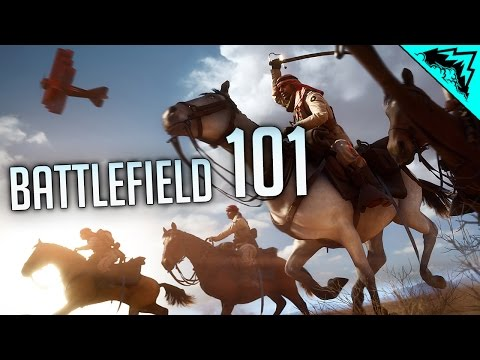 3 Ways Battlefield Differs other Shooters (Battlefield 1 Boot Camp #1/5)