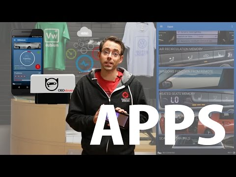 OBDeleven Apps     What Coding do they Have for My VW or Audi? - YouTube