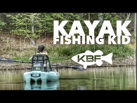 The Kayak Fishing Kid | Northern Virginia Kayak Bass Anglers
