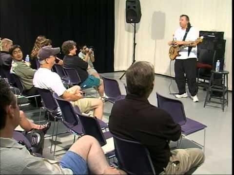 Bob Babbitt Master Class - 2006 Jazzfest Syracuse NY