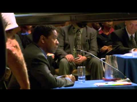 FLIGHT Special Features  Denzel Washington & John Gatins discuss script