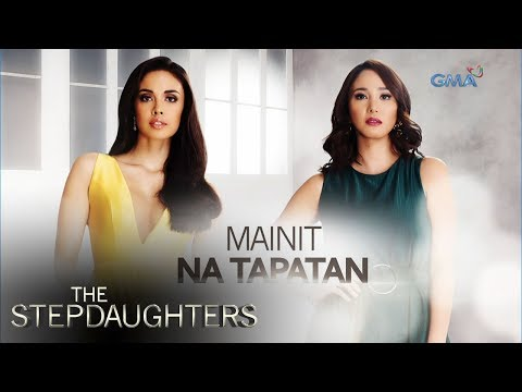 The Stepdaughters: Mainit na tapatan | Teaser Ep. 164