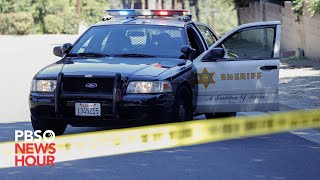 WATCH LIVE: Los Angeles County Sheriff holds press conference ...