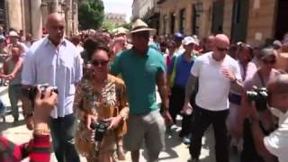 beyonc and jay z in cuba wedding anniversary