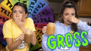 Download GROSS Trick or Treat Smoothie Challenge - Merrell Twins Mp3 and Videos