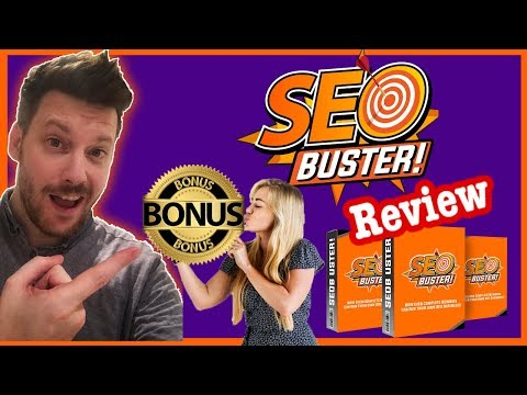 SEO Buster Review 2019 (Launch Your Own SEO Business) ✅