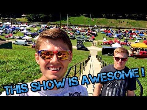 MEGA Car Cruise at the FAIRGROUNDS (South Park, Pa Rev em Up For Kids 2016)
