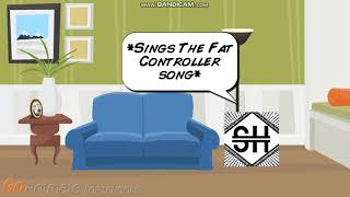 SootHouse makes a song about the Fat Controller and gets sent to Sweden