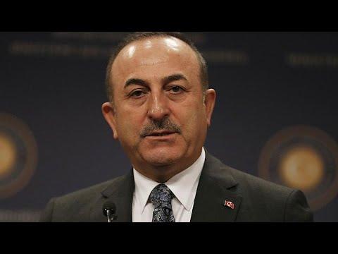 Akdeniz'de savaş gemisine kilit atıldığı iddiası: Bakan Çavuşoğlu Fransa'dan özür talebinde bulun…