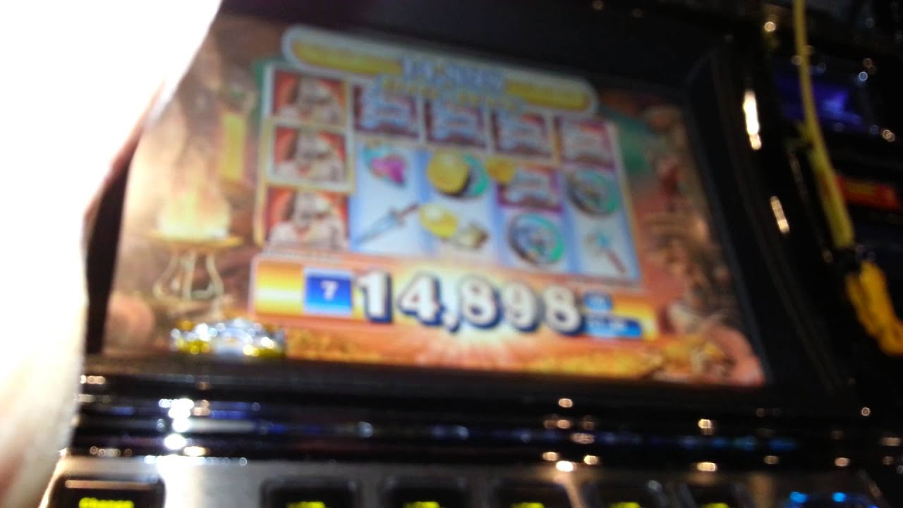 Biggest Slot Machine Payout