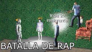 LA PEOR BATALLA DE RAP!