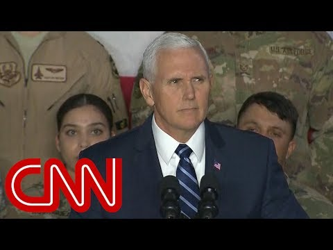 Pence: No immigration negotiations until shutdown ends
