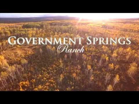 Government Springs Ranch • Ouray County, Colorado