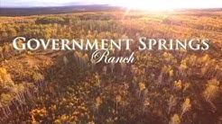 Government Springs Ranch  Ouray County, Colorado