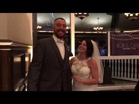 Music Man Entertainment Wedding Testimonials | Casey & Bob | 09/07/18 | Saratoga National Golf Club