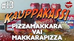 Kauppakassi: (13) Pizzamakkara vai makkarapizza