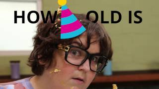 How old is Andy Milonakis? 🍰🎈