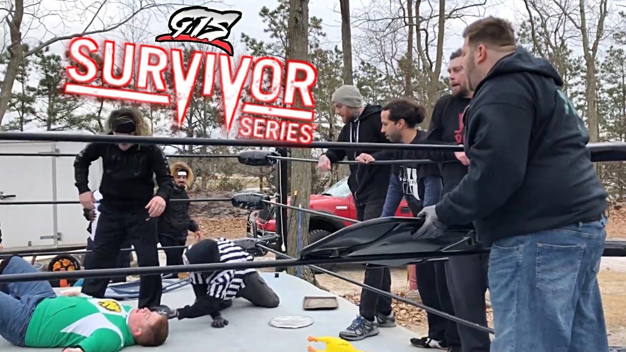 Most Important Survivor Series in Backyard Wrestling History