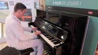 Concours Sncf Piano Gare ( Jean Jacques Goldman - Là bas reprise par Bryan Wislay)
