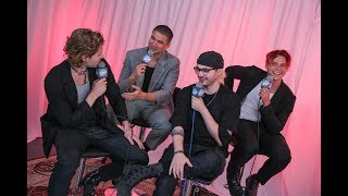 """5SOS Talk """"Teeth"""", Play A Round of """"Easier""""' Questions and Their Best Pick-Up Lines"""