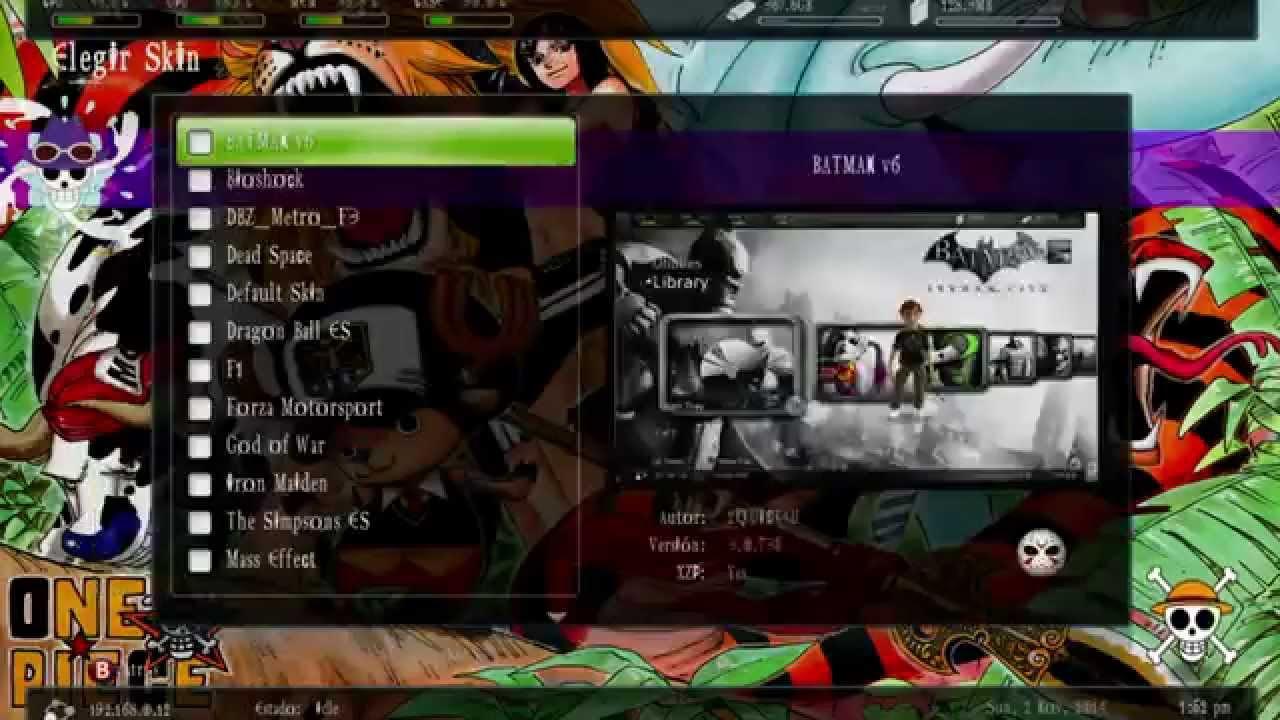 Tutorial Instalacion De Temas Skins Xbox 360 Rgh Youtube