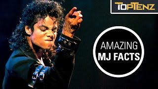 Top 10 THRILLING Facts About MICHAEL JACKSON