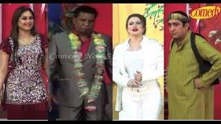 Zafri Khan   Saima Khan   Amanat Chan   Megha   Iftikhar Thakur   Non Stop Comedy