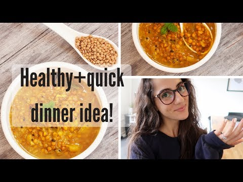Cooking With Jess: Healthy Dinner Recipe! |Study With Jess Vlogs