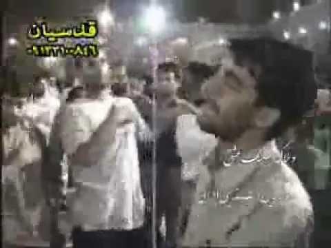 جلوی آیینه خودمو میبینم - حمید علیمی در کنار محمود کریمی (مداحی جدید و جانسوز)