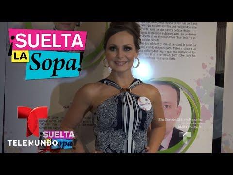 Gaby Spanic contó por qué no está trabajando en televisión | Suelta La Sopa | Entretenimiento
