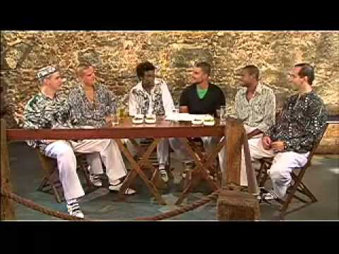 Quinteto Em Branco e Preto No Samba Na Gamboa 1 parte