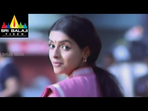 Gharshana Movie Asin Scene | Venkatesh, Asin | Sri Balaji Video