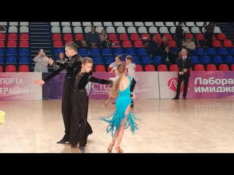 Танцевальная Московия - 2019 Пасодобль Алина Широкова и Иван Крысанов