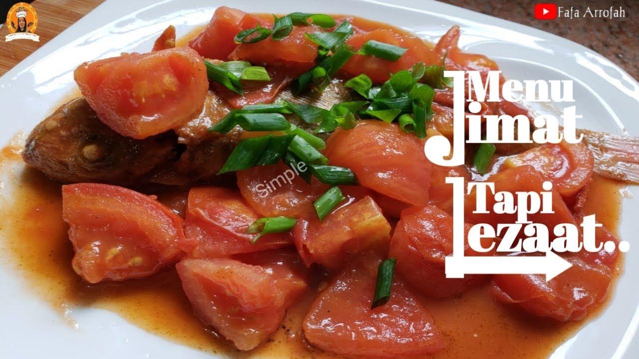 ikan bawal masak tomato azie kitchen hybrid art Resepi Ikan Sweet Sour Azie Kitchen Enak dan Mudah