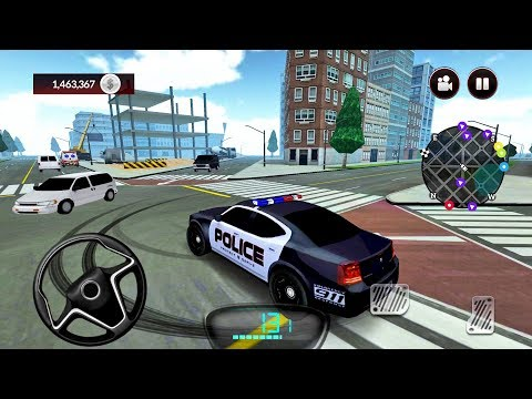 Drive For Speed Simulator #16 - Police Car Unlocked - Cars Game Android Gameplay