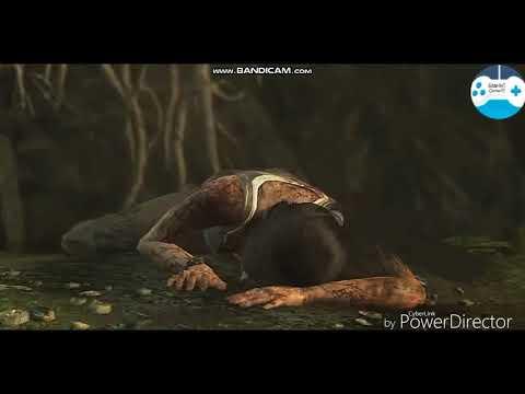 Lara run for life!....Tomb raider 2013.