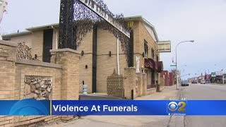 Chicago Funerals Face Threats Of Gang Violence